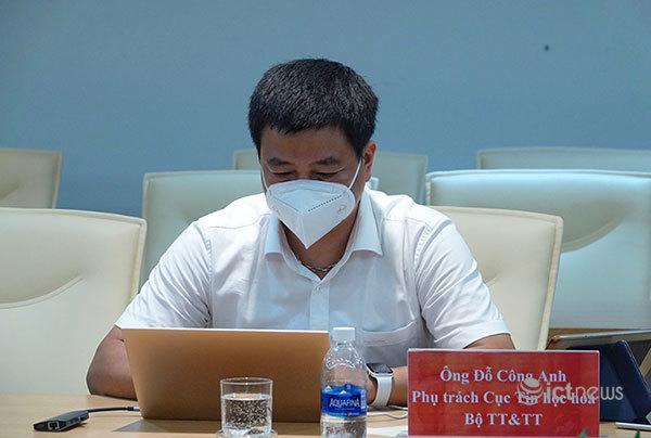 Lần đầu tiên triển khai nền tảng công nghệ dùng chung quốc gia chống dịch Covid-19
