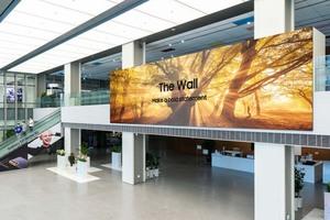 Màn hình The Wall 2021 của Samsung có kích thước hơn 1.000 inch