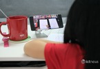 Most students use mobile phones for distance learning