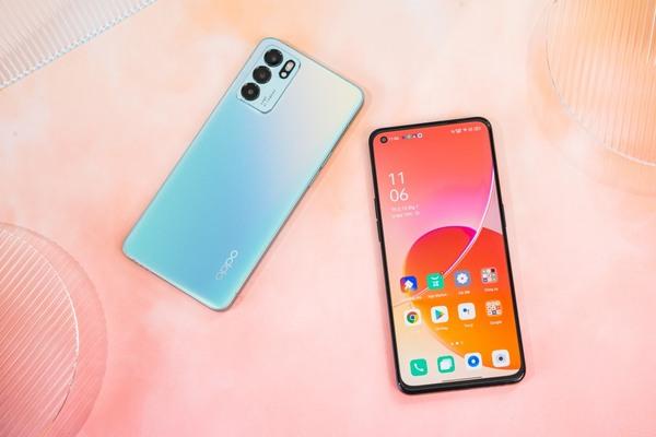Oppo ra mắt hai smartphone 5G tại Việt Nam, giá từ 9,49 triệu đồng