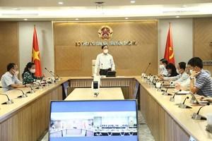 Bộ TT&TT sẽ lập Tổ công tác về bảo đảm cung cấp hàng hóa thiết yếu cho vùng dịch