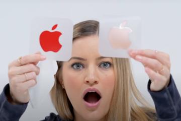 Lý do iPhone, iPad đi kèm miếng dán hình quả táo