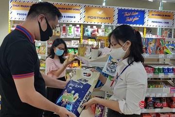Hà Nội giãn cách, Vietnam Post và Viettel Post hoạt động xuyên dịch cung ứng hàng thiết yếu