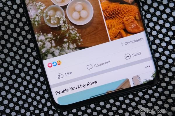 Nhiều người Việt bắt đầu dùng tính năng ẩn like trên Facebook