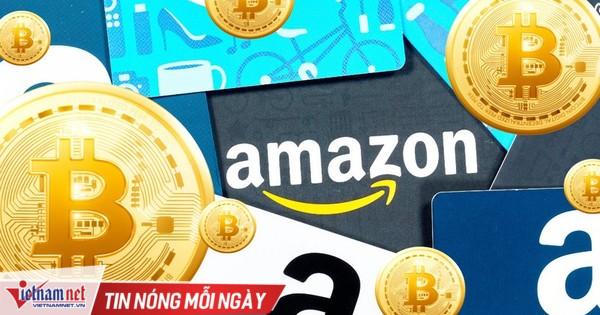 Bitcoin quay đầu giảm khi Amazon phủ nhận tin đồn