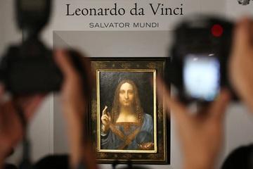 Sắp bán tranh số NFT của danh họa Da Vinci, Van Gogh