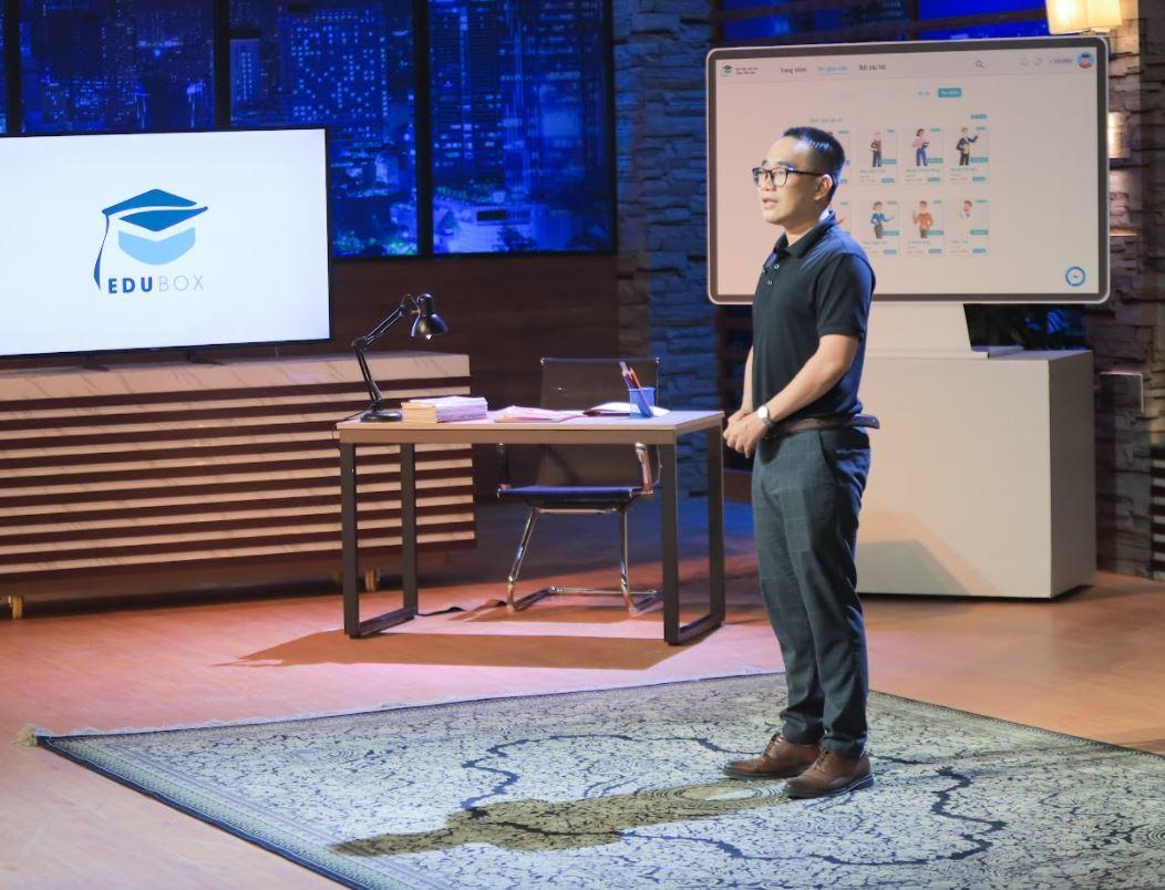 Bị chê 'non và xanh', startup 'Uber cho gia sư' từ chối Shark Bình, nhận đầu tư từ Shark Linh