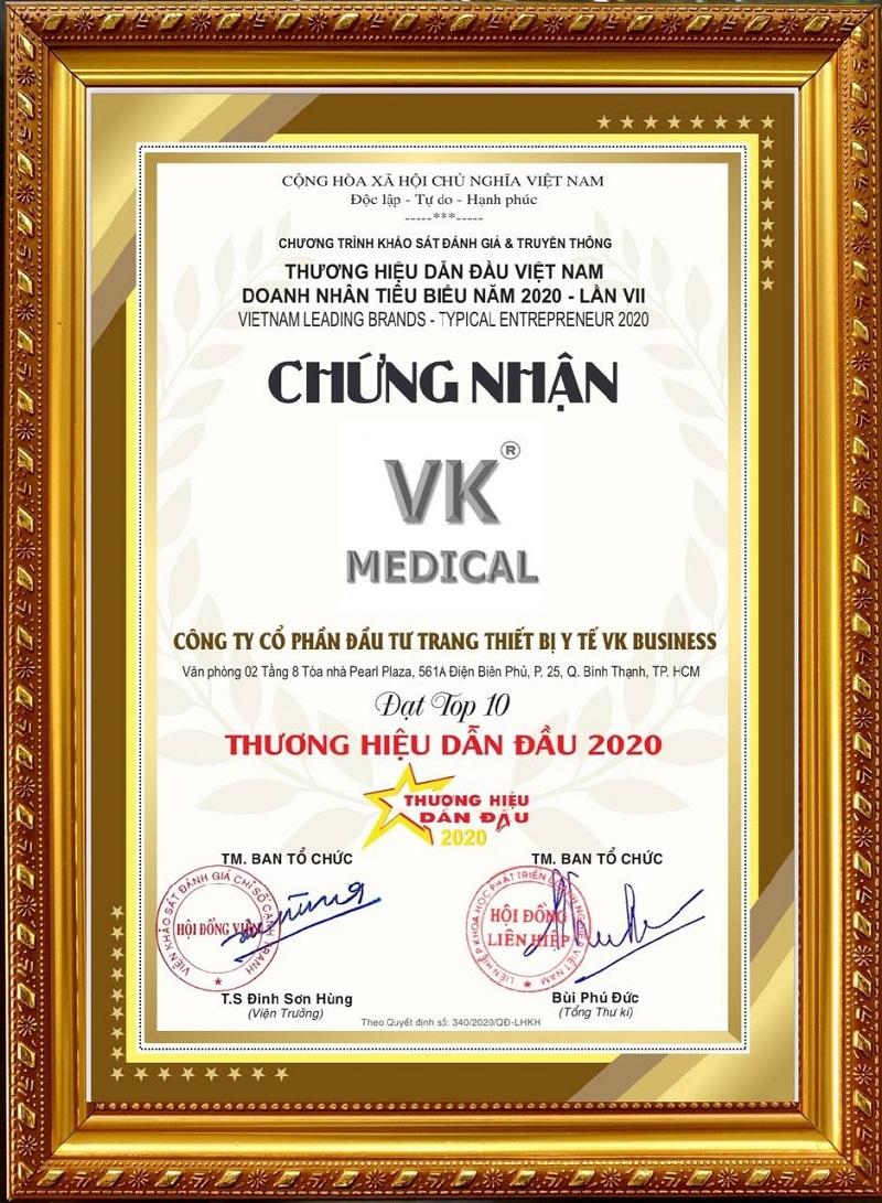 Đại diện Vk Medical: Đầu tư vào ngành y tế chính là cơ hội để gặt hái thành công