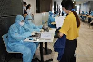 Bộ Y tế ra quy trình khắc phục tình trạng thiếu, sai thông tin tiêm vắc xin phòng Covid-19