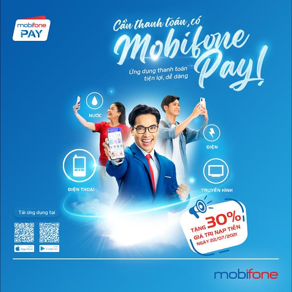 6 tháng đầu năm, MobiFone đạt gần 52% kế hoạch sản xuất kinh doanh