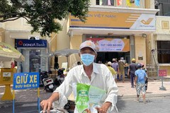 Vietnam Post tặng gạo cho hơn 233.000 người dân 6 tỉnh, thành phía Nam