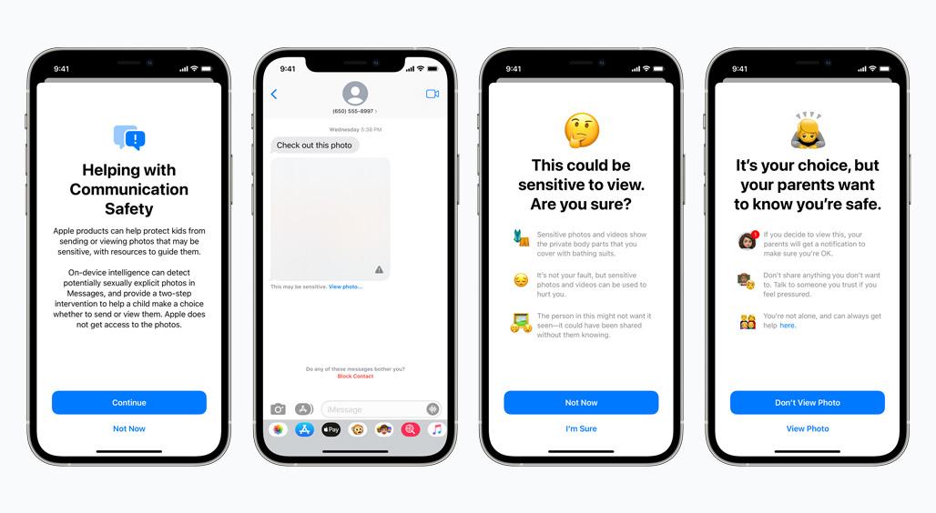 Apple quét iPhone, iCloud tìm ảnh lạm dụng trẻ em