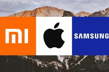 Xiaomi truất ngôi Samsung, trở thành nhà sản xuất smartphone lớn nhất thế giới