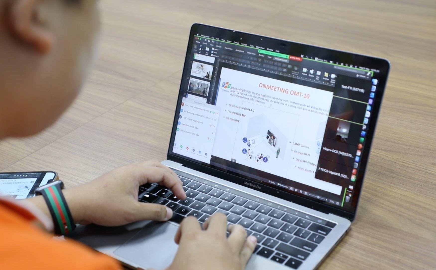 Giải pháp họp trực tuyến OnMeeting ưu tiên băng thông và kết nối tại Việt Nam