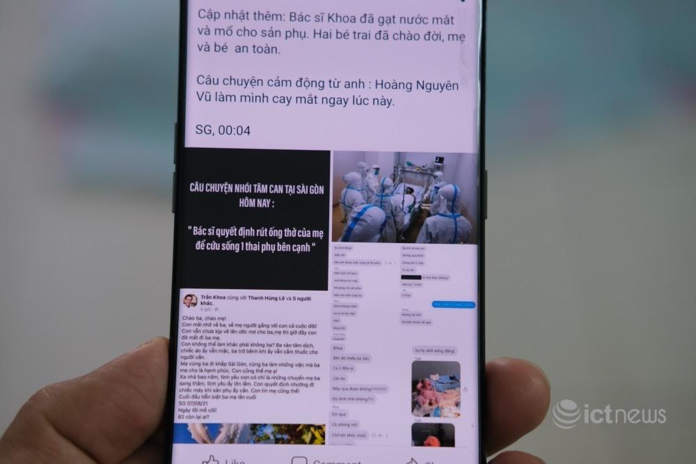 TPHCM: Xử phạt nhiều trường hợp đưa thông tin sai sự thật trên Facebook