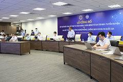 Ra mắt Trung tâm Công nghệ phòng, chống Covid-19 quốc gia
