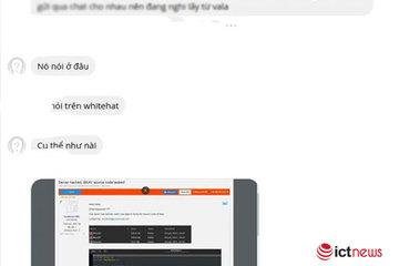 Bkav nói gì trước thông tin log chat nội bộ của công ty bị lộ?