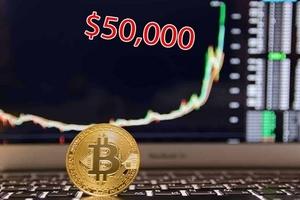 Bitcoin thẳng tiến đến mốc 50.000 USD trong tuần này?