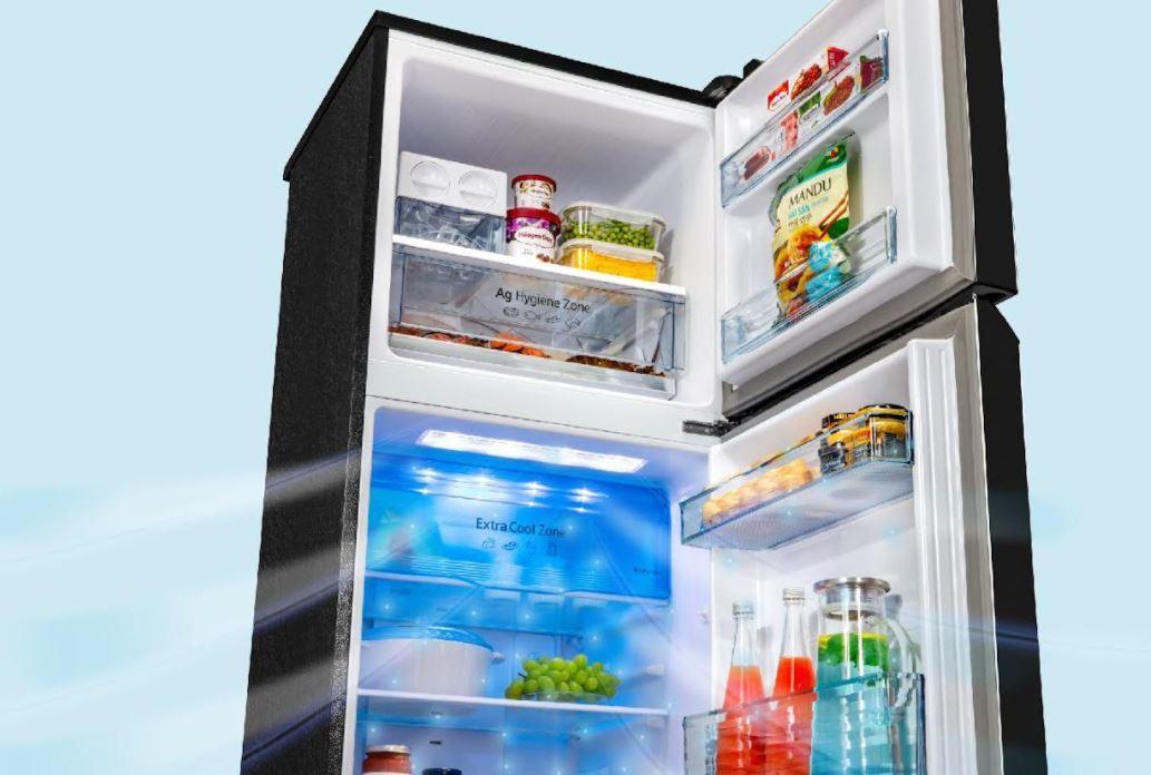 Công nghệ diệt khuẩn bằng tinh thể bạc ở tủ lạnh