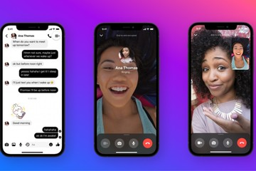 Facebook mã hóa đầu cuối gọi thoại và video Messenger