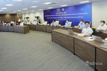 Trung tâm Công nghệ phòng, chống dịch Covid-19 quốc gia có thêm 10 thành viên