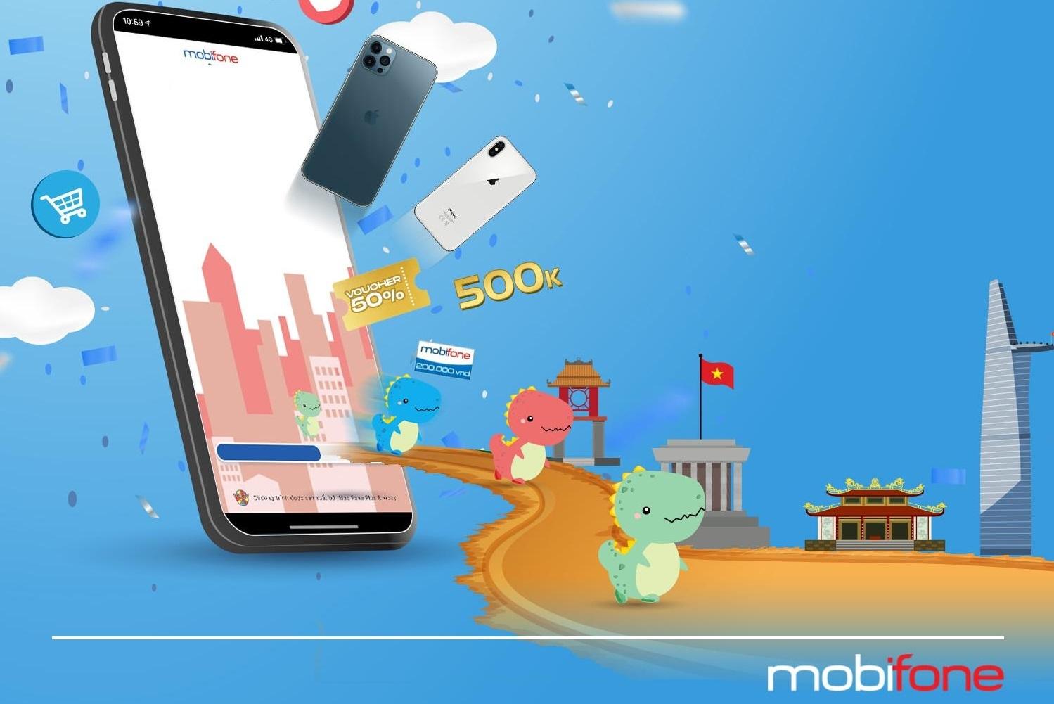 Cách đăng ký gói 4G MobiFone K+ 1 tuần