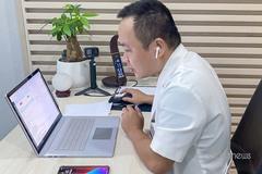 Công nghệ giúp gần 4.000 y bác sĩ, tình nguyện viên chăm sóc và sàng lọc F0 từ xa