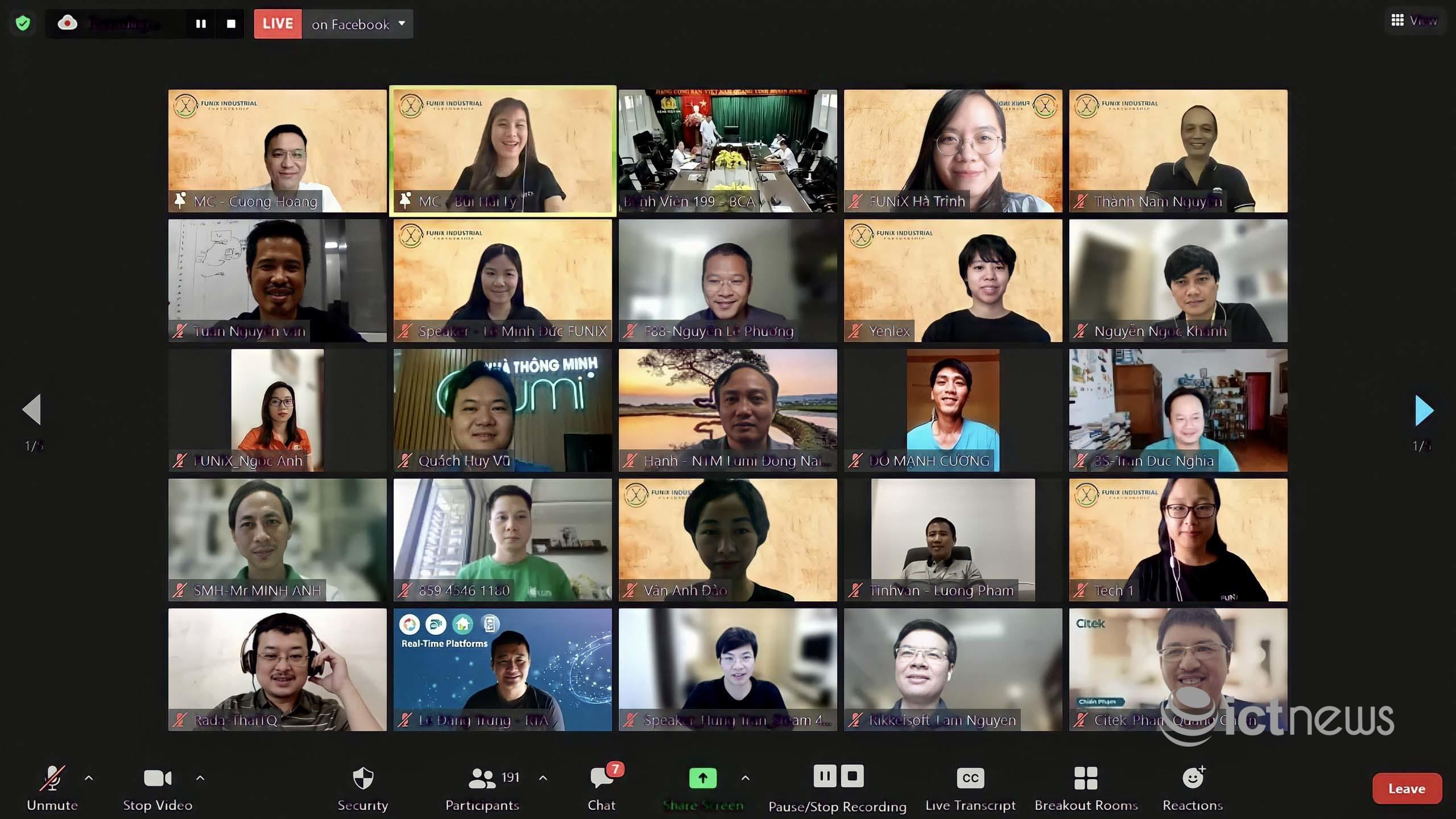 Gần 100 doanh nghiệp cam kết hợp tác đào tạo nhân lực cho ngành CNTT
