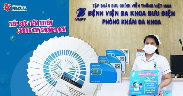 VNPT đồng hành cùng TP. Hồ Chí Minh đẩy lùi dịch Covid-19