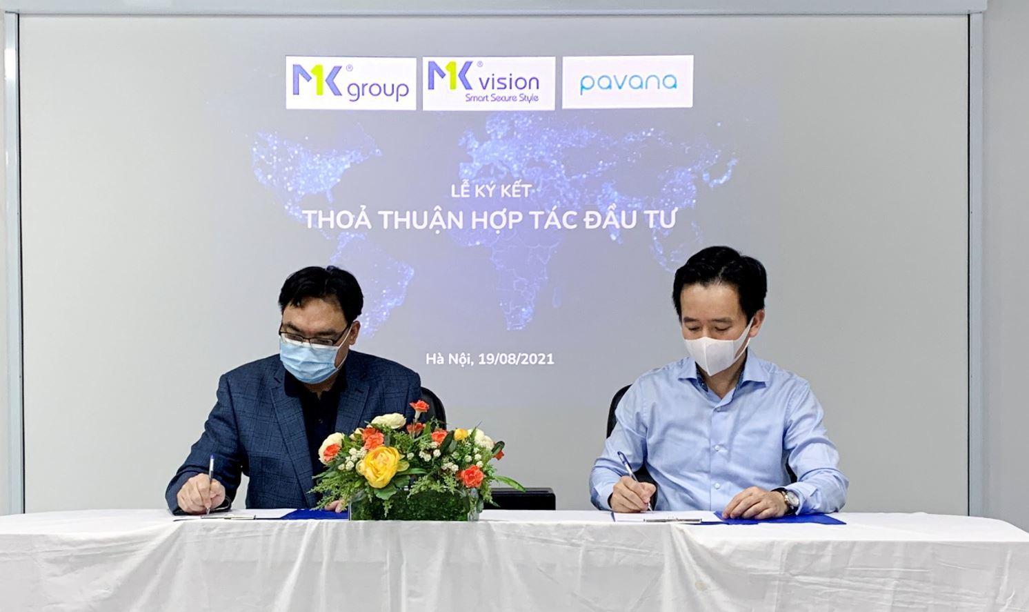 MK Group đầu tư 500.000 USD công ty Pavana để làm camera thông minh
