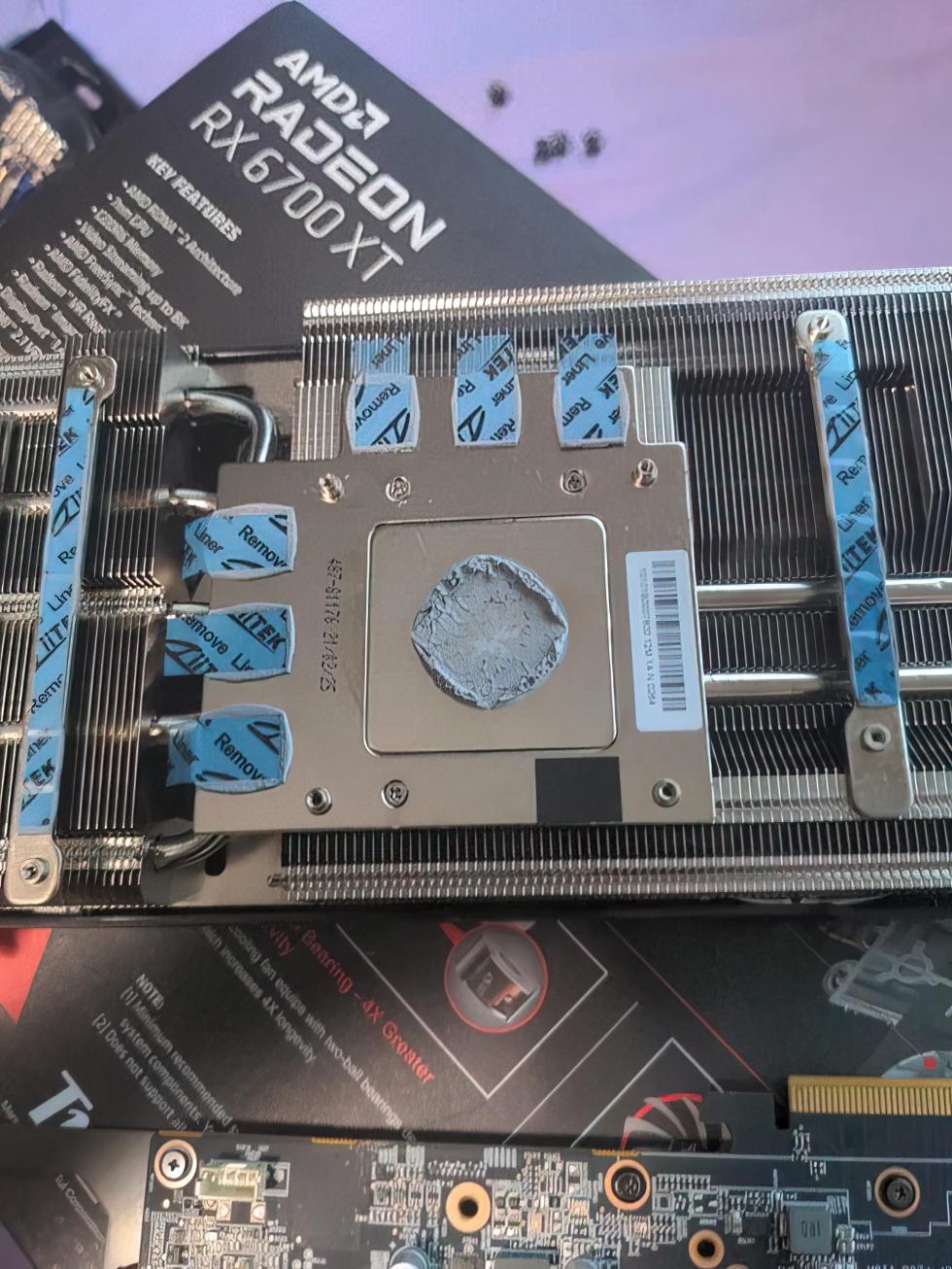 Card màn hình 1.500 USD gây nóng máy vì chứa 'vật thể lạ'