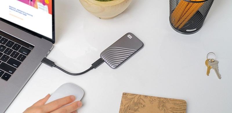 WD ra mắt loạt sản phẩm ổ cứng di động SSD thế hệ mới