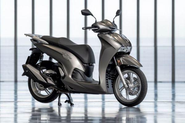 Honda SH 350i lắp ráp trong nước giá rẻ bằng một nửa xe nhập khẩu