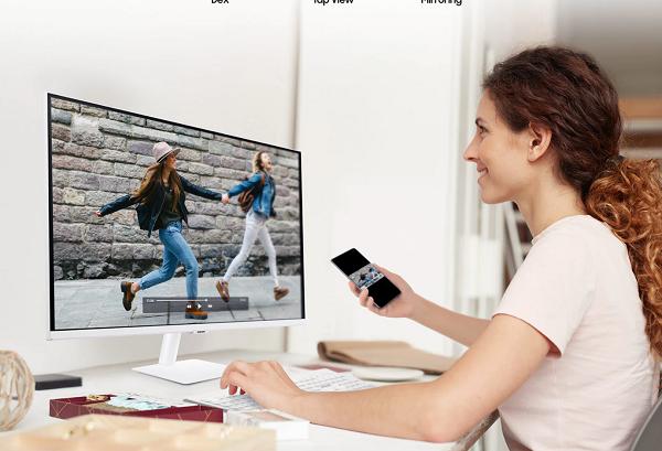 Một số lựa chọn màn hình làm việc, học tập cực 'ổn áp' cho mùa giãn cách xã hội