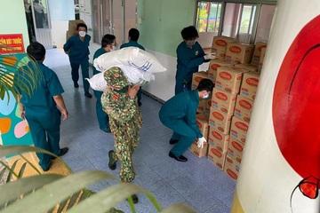 Danh sách số điện thoại hỗ trợ nhu yếu phẩm của quận Bình Thạnh TP.HCM