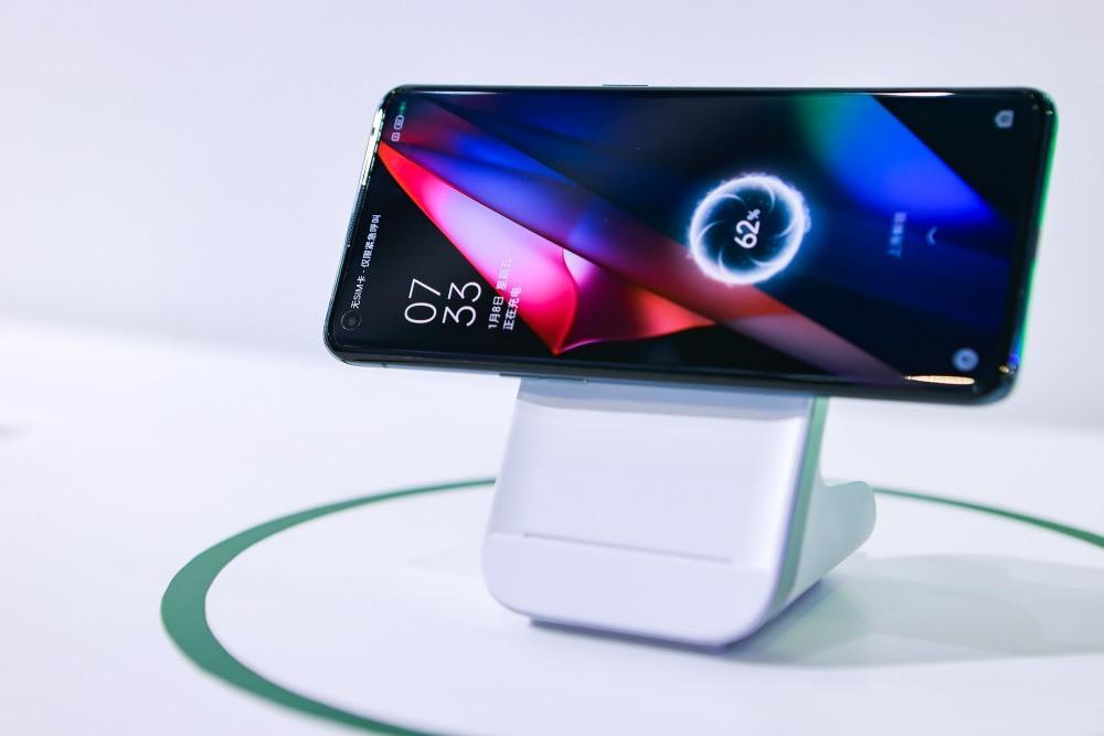 Oppo giới thiệu các thiết bị sạc không dây mới