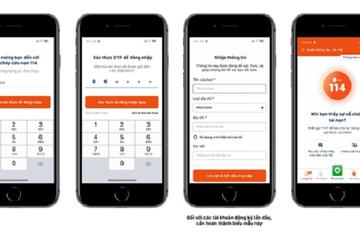 Công an Hà Nội hướng dẫn người dân sử dụng App 'Báo cháy 114'