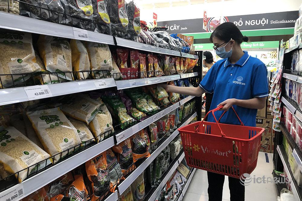 Sàn Vỏ Sò đã cung cấp dịch vụ đi chợ hộ tại 61 tỉnh, thành phố