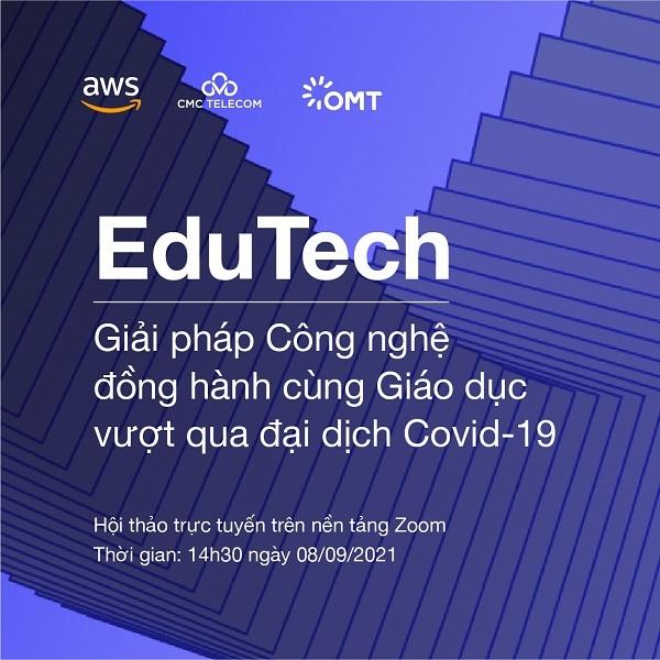 EduTech,CMC Telecom,Giải pháp Công nghệ