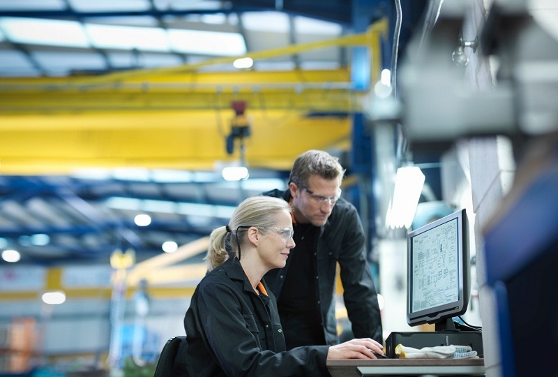 Tăng tốc trên hành trình hướng tới nền sản xuất thông minh