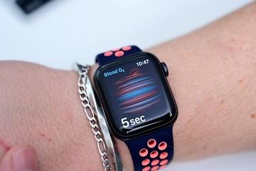 Apple Watch sẽ có đo huyết áp, nhiệt độ