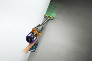 Máy hút bụi giúp phát hiện bụi bằng tia laser, đo số lượng bụi