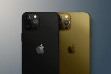 Những tin đồn thú vị về iPhone 13