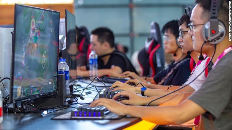 Trung Quốc bắt đầu gỡ bỏ video game trên cửa hàng trực tuyến