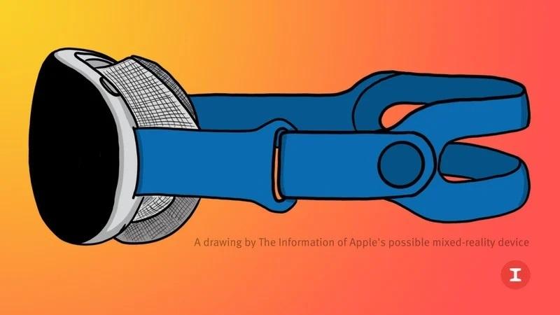 Apple,kính thực tế ảo