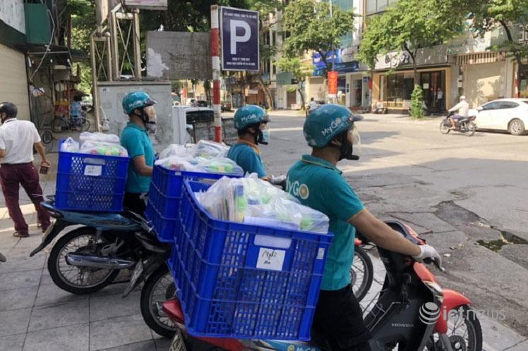 Vietnam Post, Viettel Post được vận chuyển sách giáo khoa tại TP.HCM