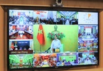 """Viettel đảm bảo vận hành 24/7 hệ thống cầu truyền hình đến các """"pháo đài"""" chống dịch"""