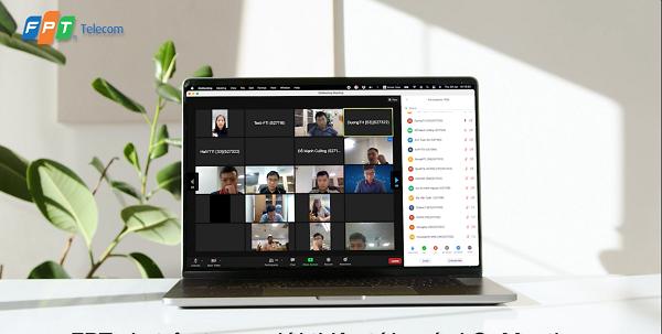 """Giải pháp phòng họp trực tuyến tích hợp thông minh OnMeeting: Kỳ vọng đánh thắng các """"ông lớn"""" trên sân nhà"""