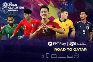 Xem trận Việt Nam vs Australia trên YouTube