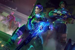 Nữ thần công nghệ của Free Fire chính thức ra mắt sự kiện riêng vào đầu tháng 9